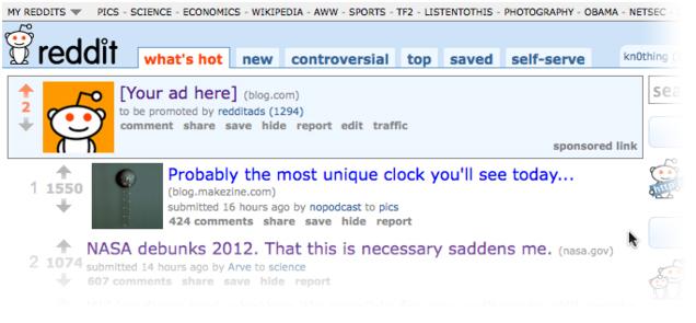 Image result for Advertising reddit